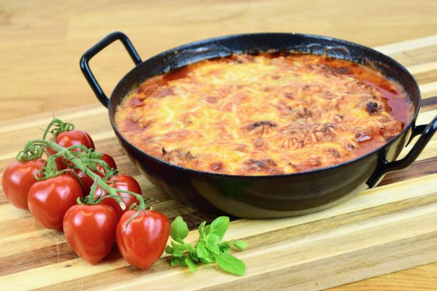 Low Carb Lasagne (glutenfrei)