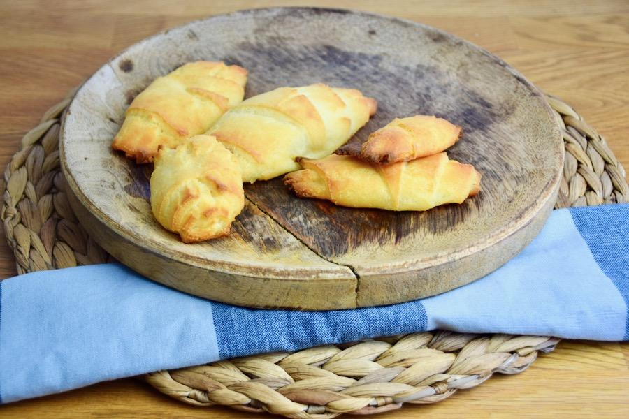 Low Carb Protein Croissants